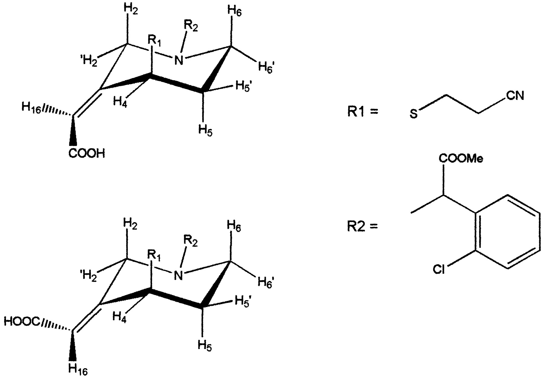 Structure And Stereochemistry Of The Active Metabolite Of Clopidogrel