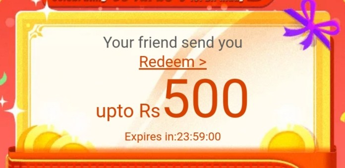UC browser turbo Refer and earn