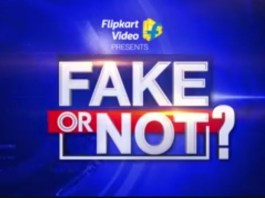 Flipkart Fake Or Not Quiz Answers