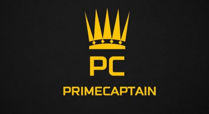 Prime Captain app referral code