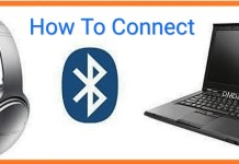 How To Connect Wireless Headphones With PC And Laptops