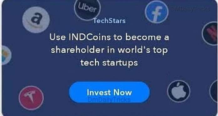 How to withdraw INDCoins