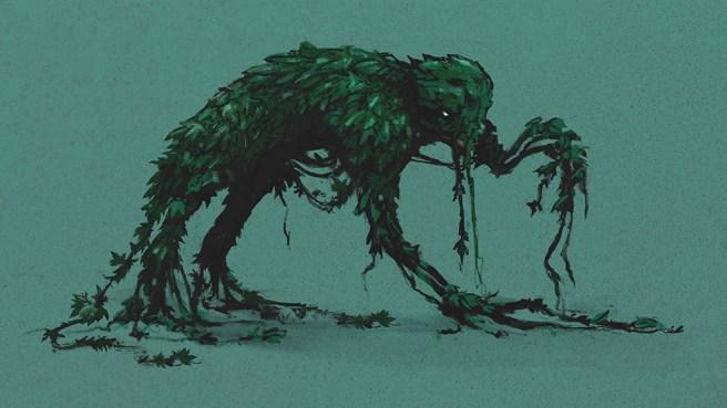 ivy-monster