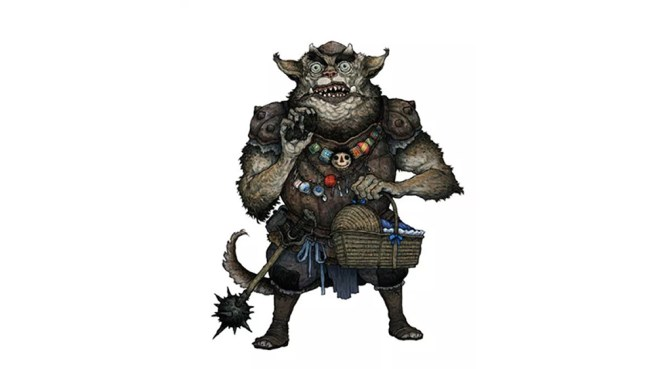 Bugbear 5e Playable Race