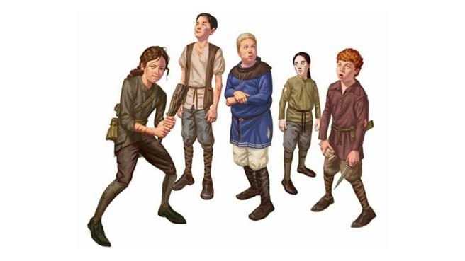 bumwarts-children
