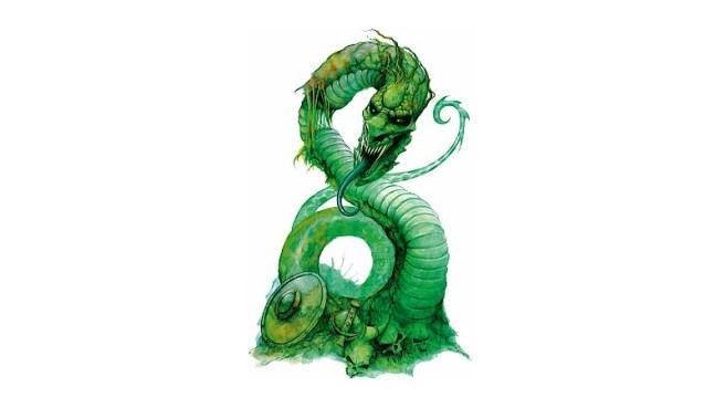 death-snake