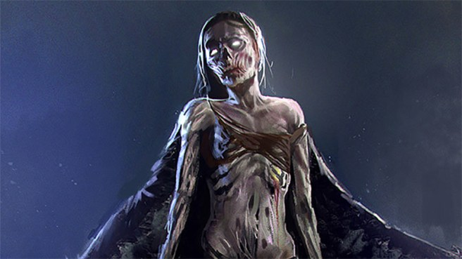 angel-zombie for D&d 5e
