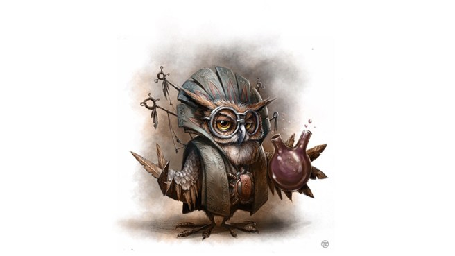 3 Support Monsters for Treants in 5e D&D: Squirrelfolk, Owl