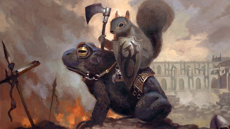 squirrel-knight