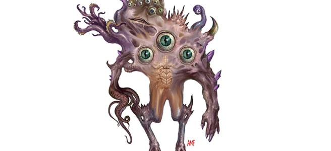 Beholder, Abretheghals | New Monster for Dungeons & Dragons