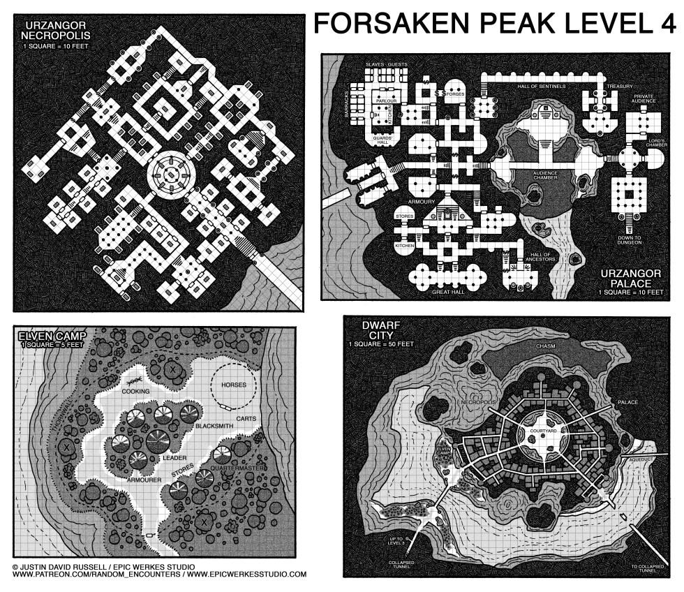 forsaken-peak-level-4