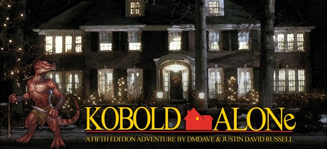 Kobold Alone | 1st-Level Holiday Adventure for Dungeons