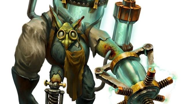 half-machine-goblin