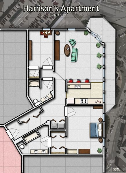 apartment-map