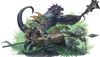 Monster Abilities Part 5 – Wisdom – Dungeon Master Dave