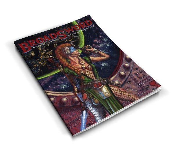 DMDave Broadsword issue 3