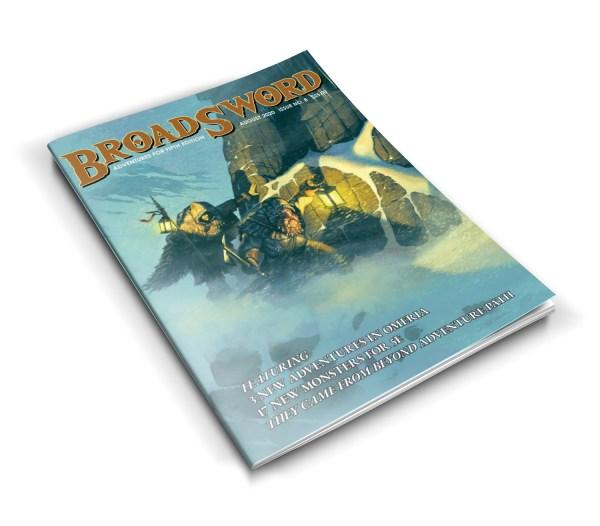 Broadsword 8