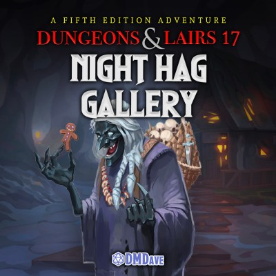 Dungeons & Lairs: Night Hag Gallery
