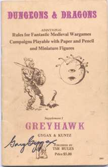 Signed Greyhawk Cover