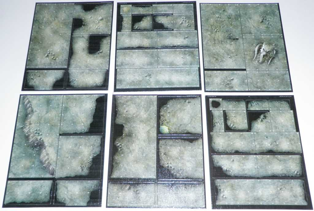image regarding Printable Dungeon Tiles Pdf referred to as A in depth record and gallery of Dungeon Tiles sets DMDavid