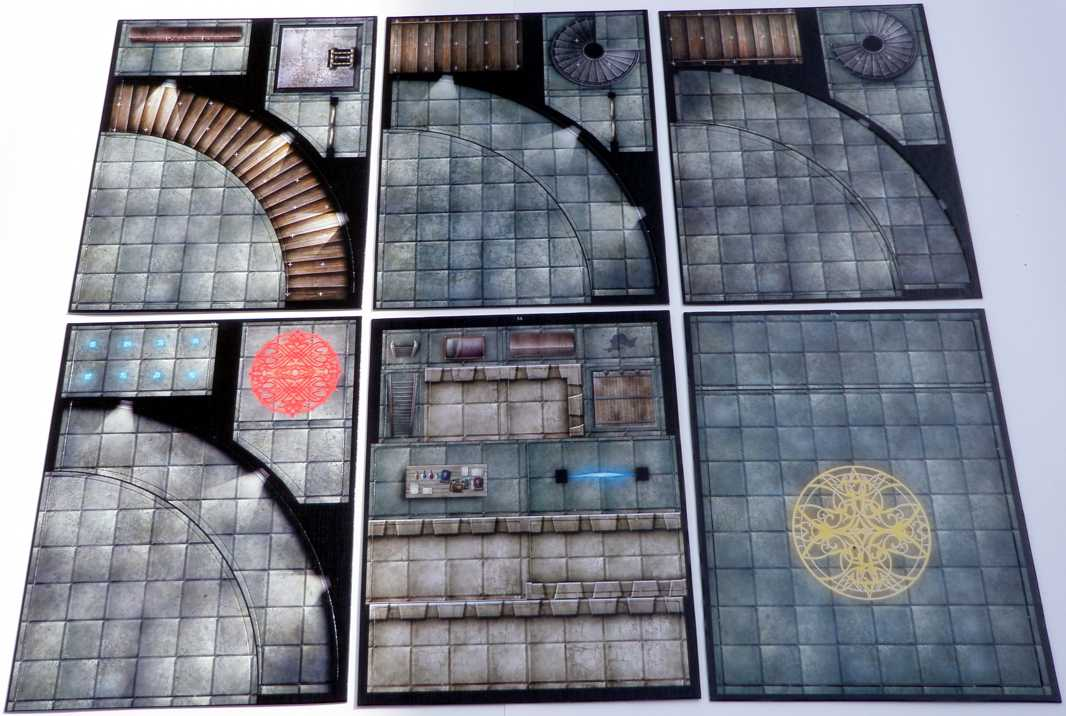 A complete list and gallery of Dungeon Tiles sets | DMDavid