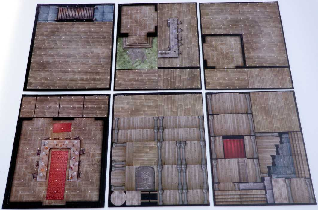 picture about Printable Dungeon Tiles Pdf named A extensive record and gallery of Dungeon Tiles sets DMDavid