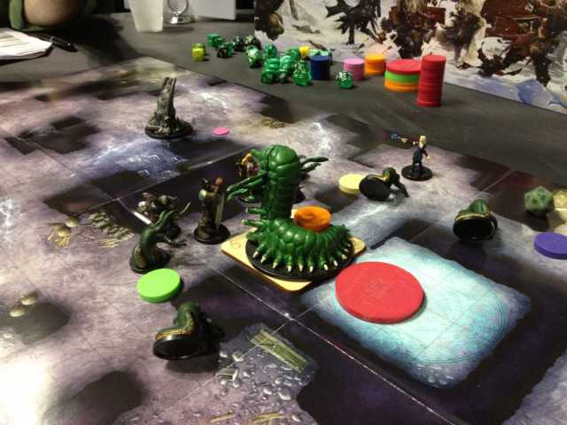 2013 D&D Championship - battling Zargon in the lost city