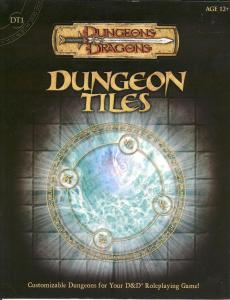 DT1 Dungeon Tiles front cover