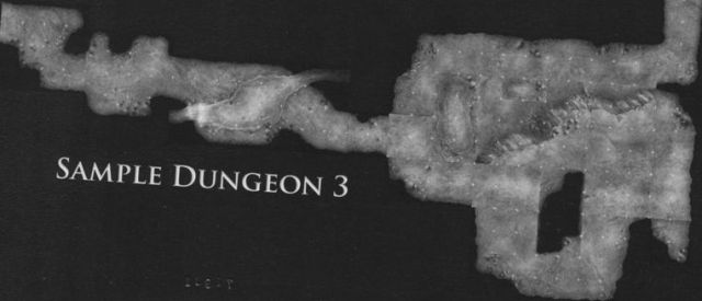DT5 Lost Caverns of the Underdark sample dungeon 3