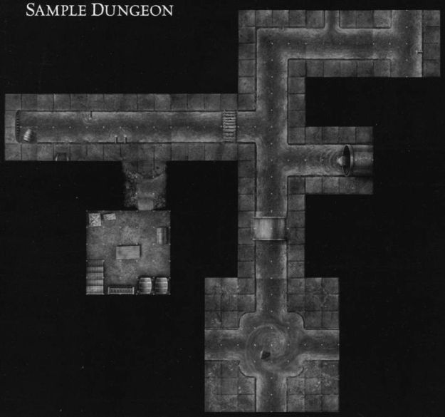 DU2 Streets of Shadow sample dungeon