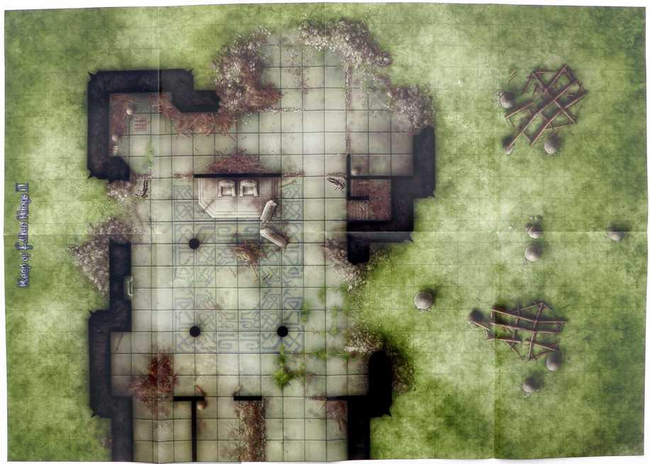 D&D Fantastic Locations and map packs | DMDavid