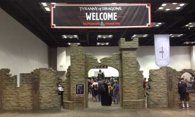 Dungeons & Dragons at Gen Con 2014