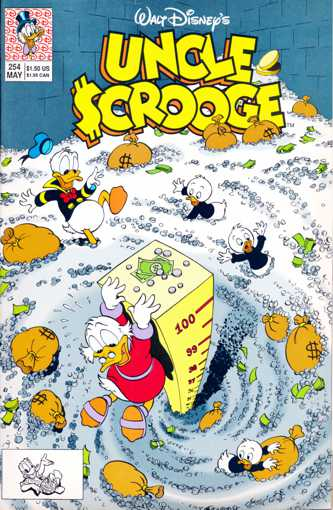 Walt Disney's Uncle Scrooge #254