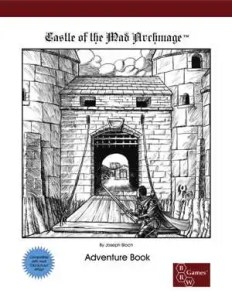 Castle of the Mad Archmage