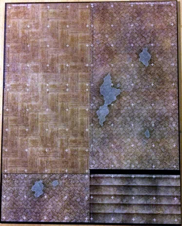 Dungeon Tiles Reincarnated City | DMDavid