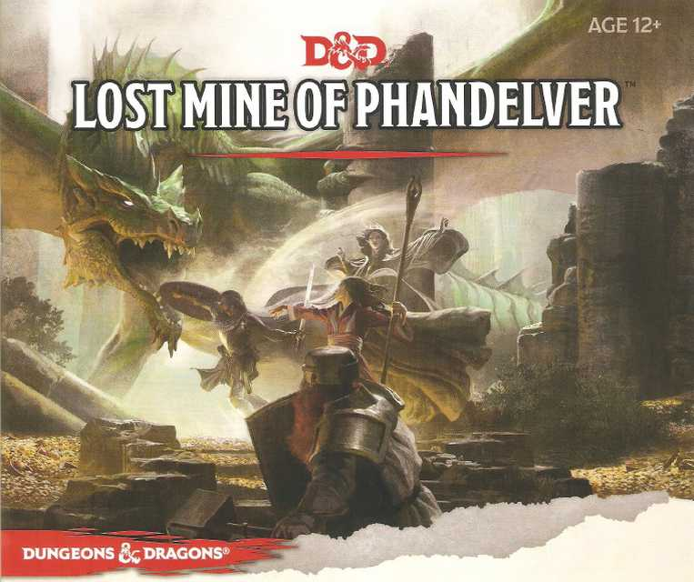 Lost Mine Of Phandelver 2014 Greatest D D Adventures Since 1985 Number 3 Dmdavid