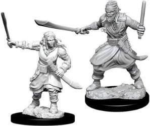 Nolzur's Marvelous Unpainted Minis: Bandits