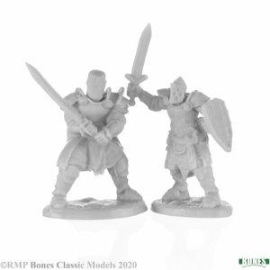 Reaper Bones: Knight Heroes 77676