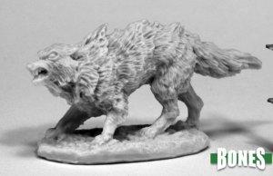 Reaper Bones: Winter wolf 77437