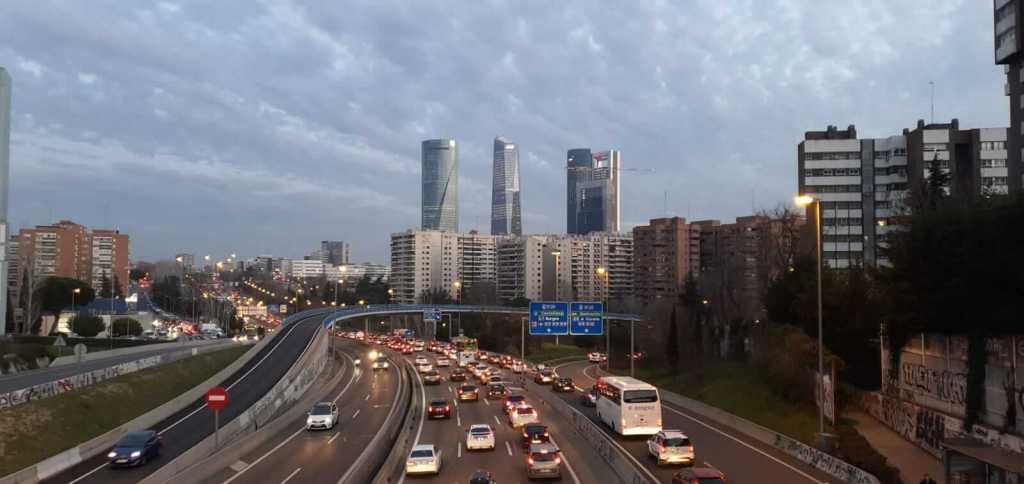 Madrid 4 torres
