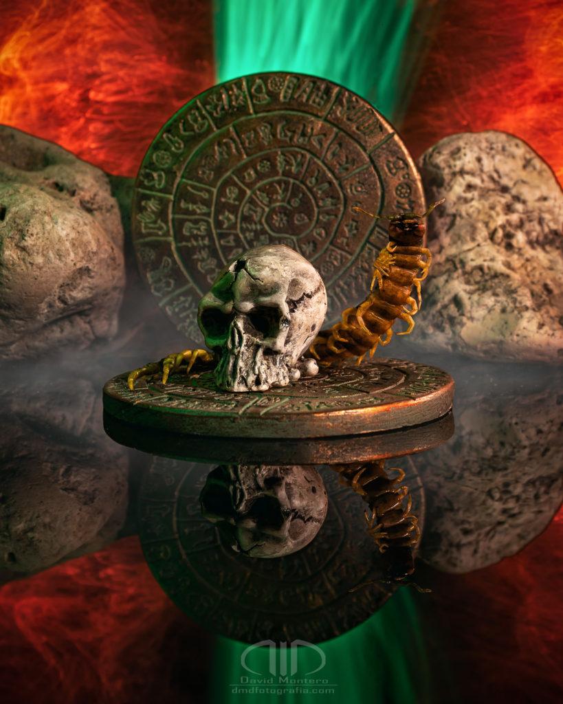 S22 Ek Chapat - Miedo, Mayas y una escolopendra