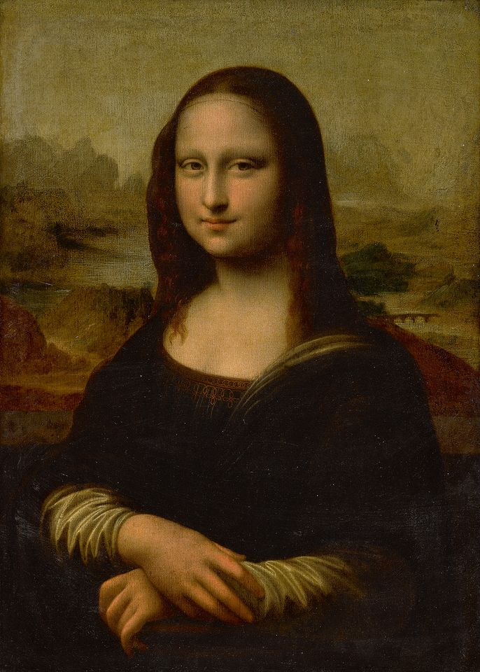 How Long Did It Take To Paint The Mona Lisa : paint, Perhaps, Leonardo, Shows, You're, Cultured, Newspaper