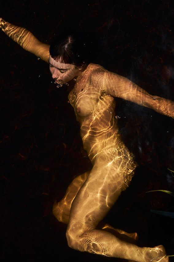 Anke Loots, Dancing, Cape Town (2019)