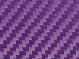 Carbon Fiber Purple Haze