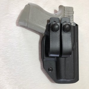 G43x kydex holsters Glock 43 G43X polymer80 kydex holster poly80 kydex holster