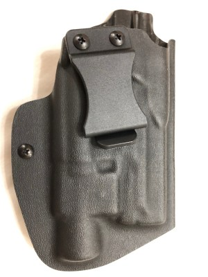S&W M&P with TLR 3 & mod wing Standard IWB DME Holsters