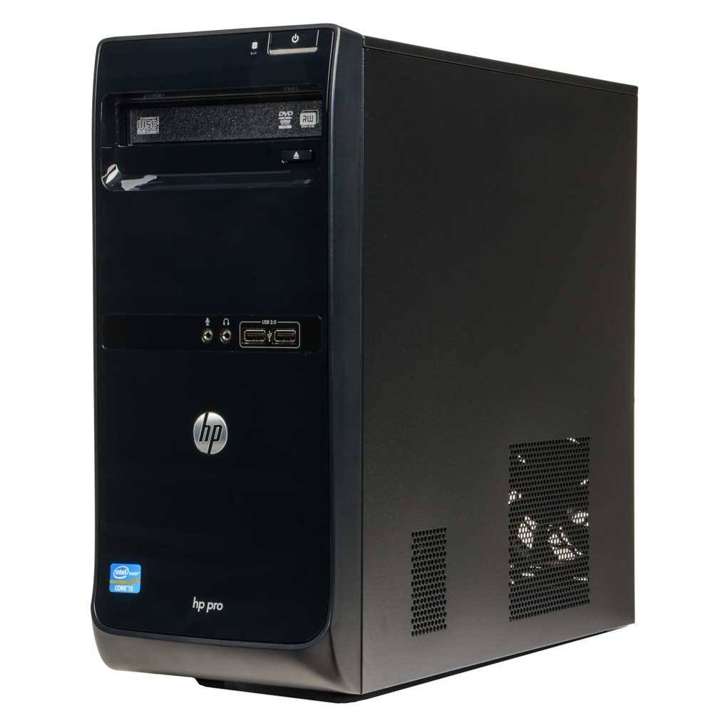 Hp Pro 3500 Desktop Computer Dm Electronics Direct