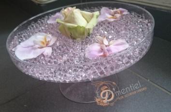 compo orchidees flottantes