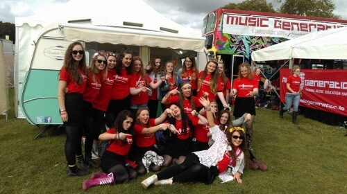 Donegal Youth Choir- Electric Picnic