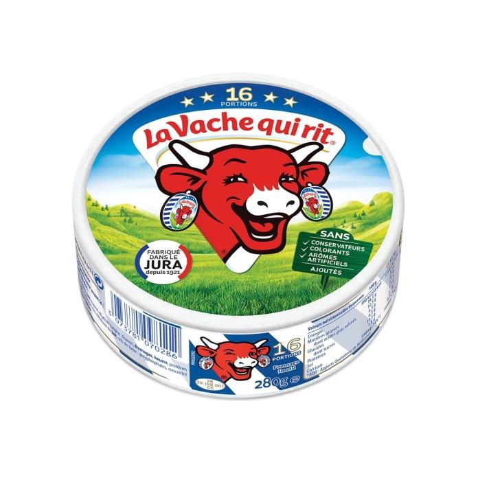vache qui rit composition bien choisir son fromage